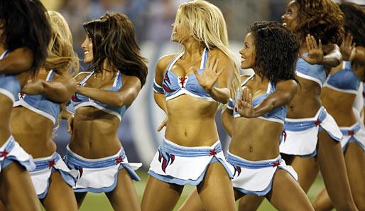 NFL: Sexiest Cheerleader - Sport US-Sport NFL
