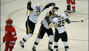 2009: Pittsburgh Penguins. Playoffs-MVP: Evgeni Malkin (Forward)