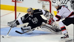 2012: Los Angeles Kings. Playoffs-MVP: Jonathan Quick (Goalie)