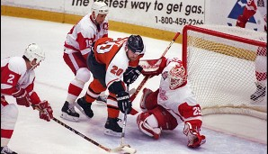 1997: Detroit Red Wings. Playoffs-MVP: Mike Vernon (Goalie)