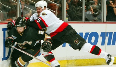 2007: Anaheim Ducks. Playoffs-MVP: Scott Niedermayer (Defenseman)