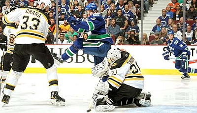 2011: Boston Bruins. Playoffs-MVP: Tim Thomas (Goalie)
