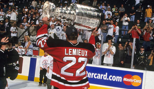 2000: New Jersey Devils. Playoffs-MVP: Scott Stevens (Defenseman)