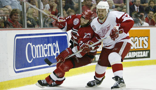 2002: Detroit Red Wings. Playoffs-MVP: Nicklas Lidström (Defenseman)