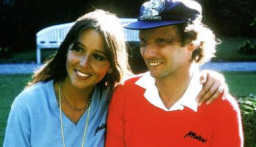 Niki Lauda Frau