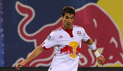 Ex-Premier-League-Stürmer Juan Pablo Angel ist der Topstar der Red Bull New York
