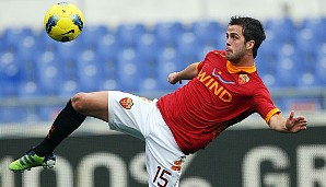 Platz 26: Miralem Pjanic (Alter: 21 / Verein: AS Rom / Nation: Bosnien-Herzegowina)
