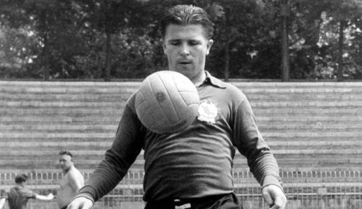 Platz 18: Ferenc Puskas (Real Madrid, Real Murcia, Hercules CF, CD Alaves, 1%)