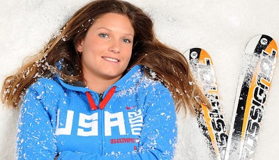 Julia Mancuso (USA, Ski alpin)
