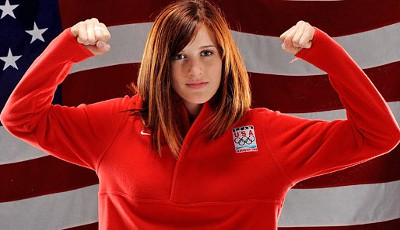 Katharine Reutter (USA, Shorttrack)