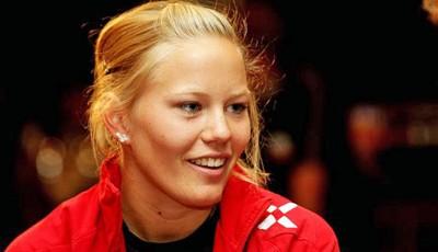 Norwegerinnen Hübsch