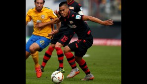 Rang 3: Bobby Wood von Union Berlin (17 Tore)