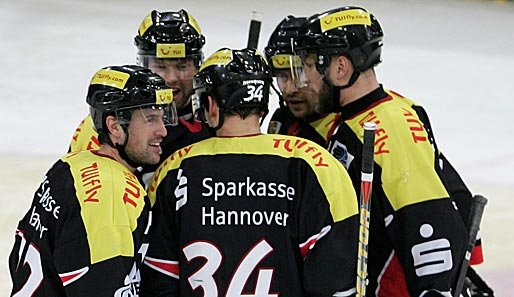 hannover scorpions, del, eishockey