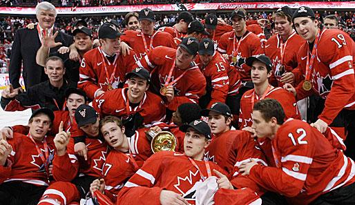 Kanadische Nationalmannschaft