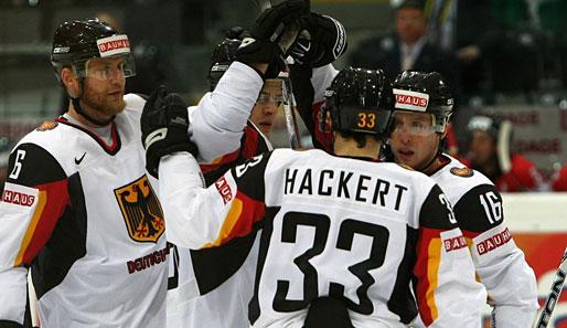 Eishockey Deutschland Ungarn