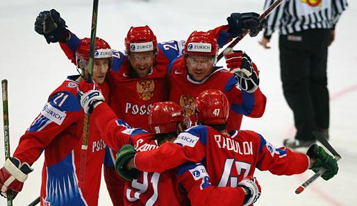 hockey russland