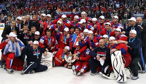 russland kader eishockey wm