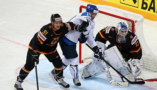 deutschland-finnland eishockey