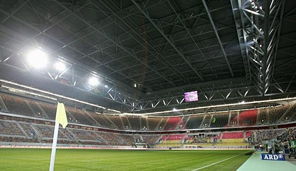 Open Air Spiel In Esprit Arena