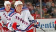 Jeremy Williams spielte bereits bei den New York Rangers
