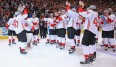 Kanada hat den World Cup of Hockey 2016 gewonnen
