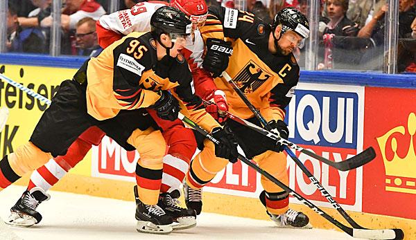 Eishockey Deutschland Dänemark