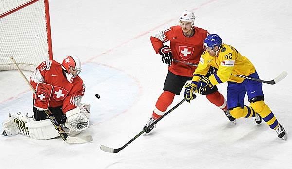 eishockey wm schweiz