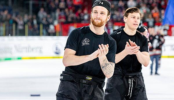 Del Nürnberg Ice Tigers Buchen Letztes Viertelfinal Ticket