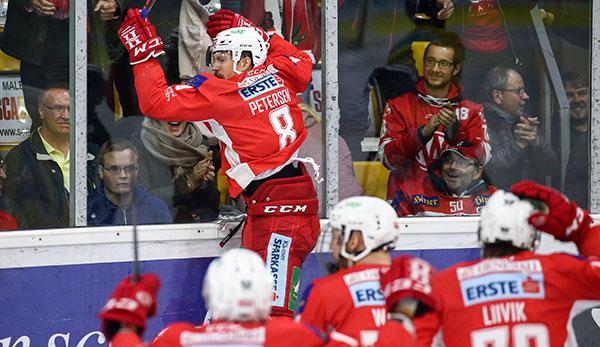 EBEL: KAC ist österreichischer Eishockey-Meister - Vienna Capitals geschlagen