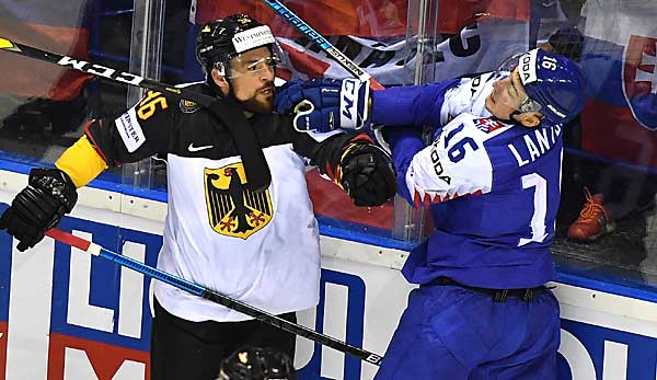 Eishockey Slowakei