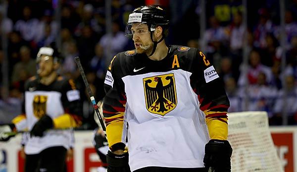 Leon Draisaitl ist mit drei Treffern bisher Top-Torschütze im DEB-Team.
