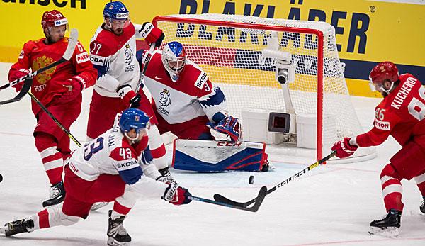 Eishockey Russland Tschechien Live Stream