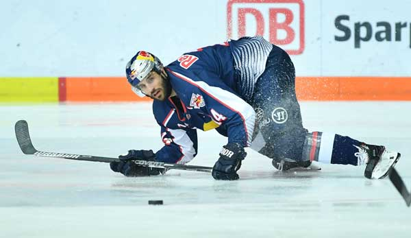 Justin Shugg will mit dem EHC Red Bull München auf Erfolgskurs bleiben.