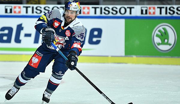 Eishockey: Yannic Seidenberg siegt in seinem 1000. DEL-Spiel mit Red Bull München