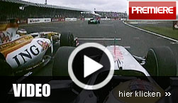 Die Video-Highlights vom Rennen in Silverstone