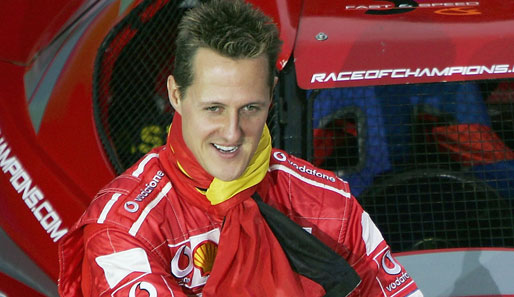 schumacher, michael, race of champions