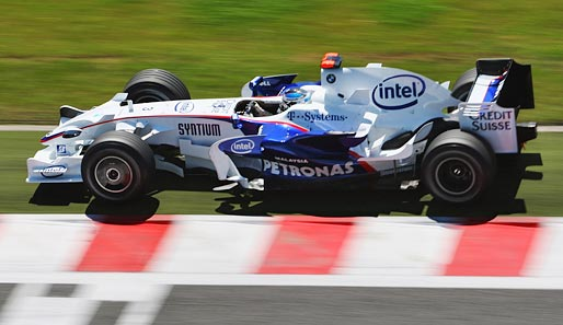 heidfeld, bmw-sauber, qualifying