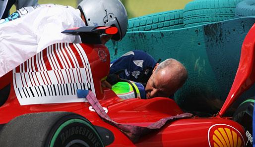 jessie camacho reno 911. Emotional: Felipe Massa knows