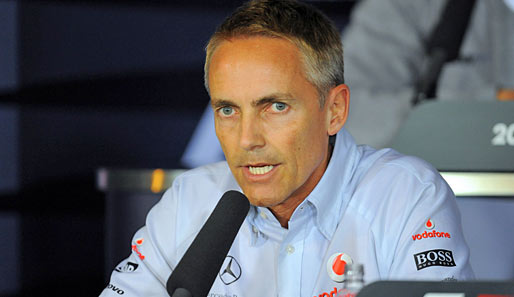 Martin Whitmarsh begann seine Karriere als Ingenieur bei British Aerospace