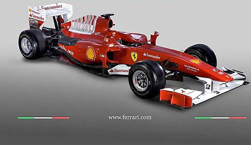 ferraris f10 in maranello enth llt. Black Bedroom Furniture Sets. Home Design Ideas