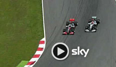 Spanien-GP, Highlights, Michael Schumacher, Jenson Button
