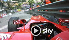 Monaco-GP, Highlights, Freies Training