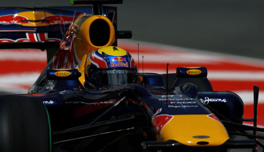 Mark Webber gewann den Spanien-GP in Barcelona