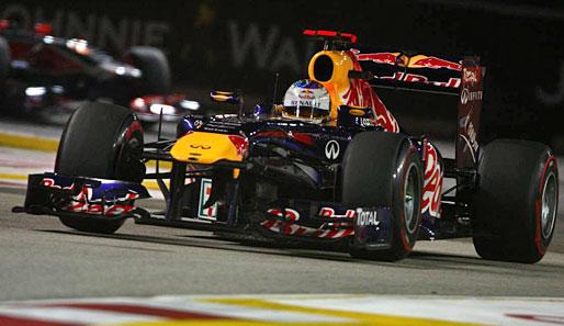 formel 1 qualifying singapur