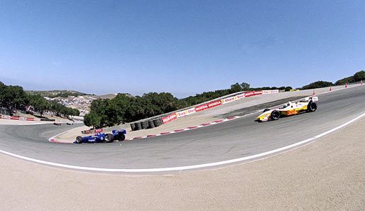 Cork Screw in Laguna Seca