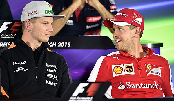 Keine Chance auf Ferrari-Cockpit