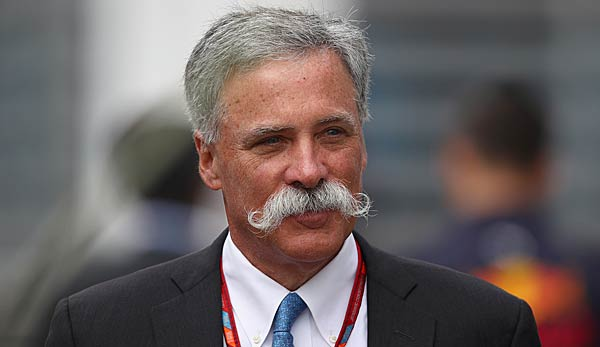 formel 1 boss chase carey beteuert die fans sind uns wichtig. Black Bedroom Furniture Sets. Home Design Ideas