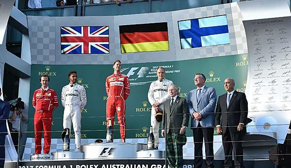 Formel 1 Gp Von Australien 2018 Startzeit Zeitumstellung Strecke