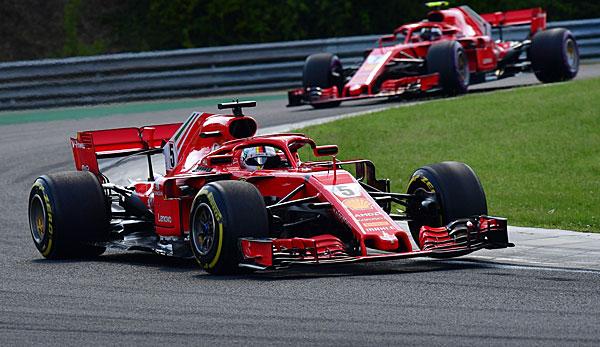 Formel 1 Austin Startzeit