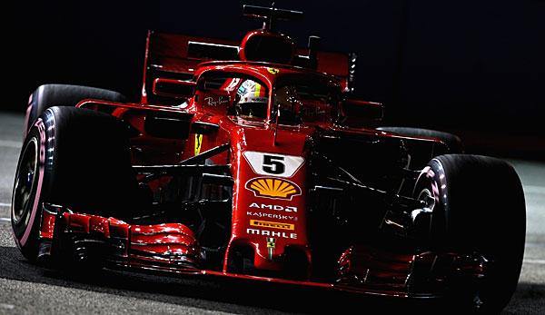 Formel 1 Startzeit